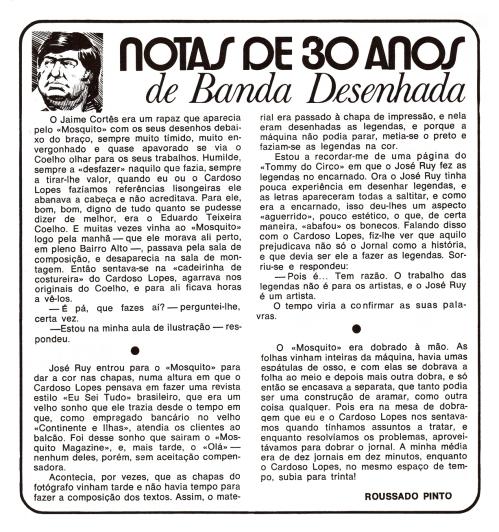 Notas 30 anos de BD - 5